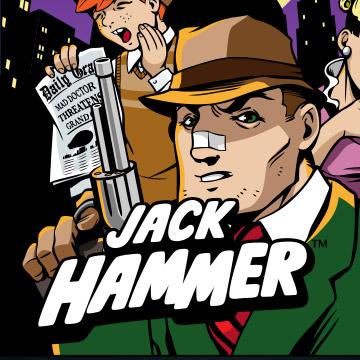 Jackhammer thumb