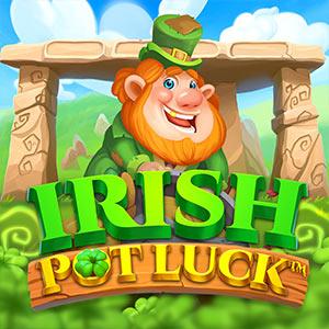Netent irish pot luck