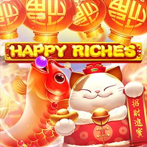 Netent happy riches