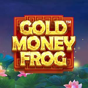 Netent gold money frog