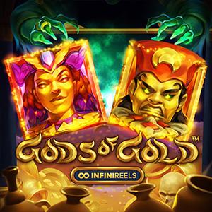 Netent gods of gold