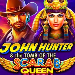 Pragmatic john hunter scarab queen