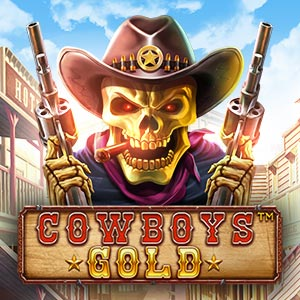 Pragmatic cowboys gold