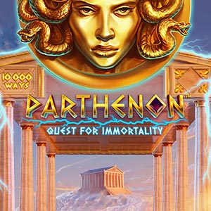 Netent parthenon quest for immortality