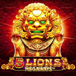 Pragmatic 5 lions megaways