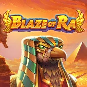 Push blaze of ra