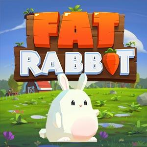 Push fat rabbit