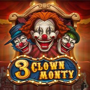 Playngo 3 clown monty