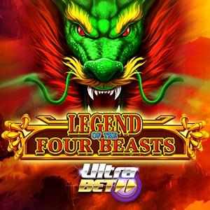 Isoftbet legend of the 4 beasts