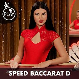 Pragmatic speed baccarat d