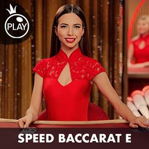 Pragmatic speed baccarat e