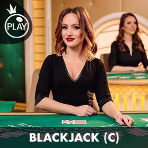 Pragmatic blackjack c