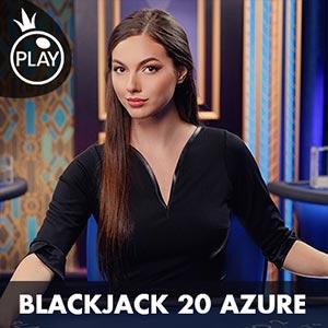 Pragmatic blackjack 20 azure