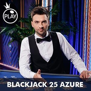 Pragmatic blackjack 25 azure