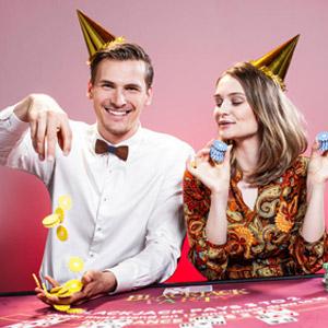Evolution blackjack party