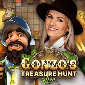 Evolution gonzos treasure quest