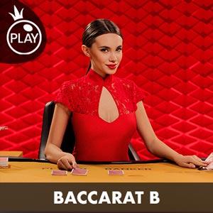 Pragmatic baccarat b